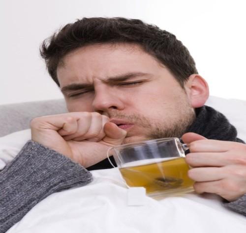 Бактерии и вирусы как причина сухого кашля
