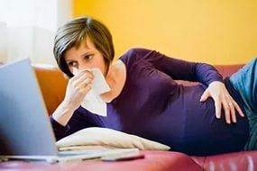 Трахеит при беременности: особенности лечения заболевания