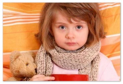 Трахеит у детей: главные принципы лечения