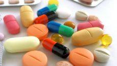 Антибиотики у фронтита