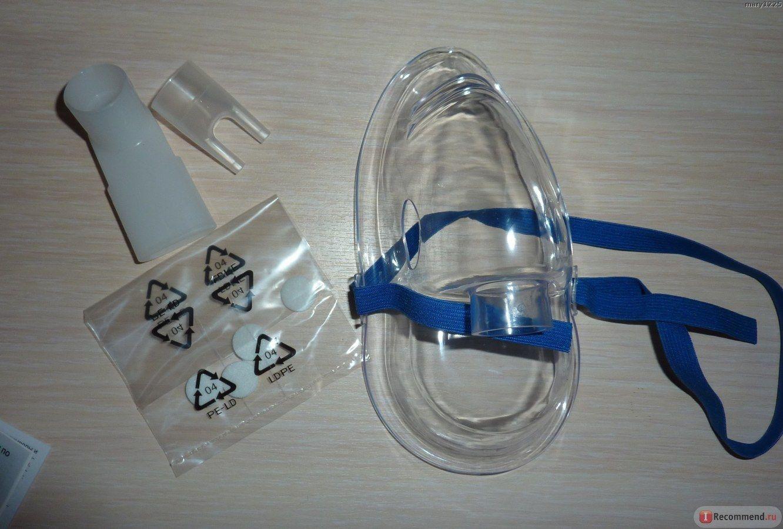 Пульмикорт — маска и инструменты