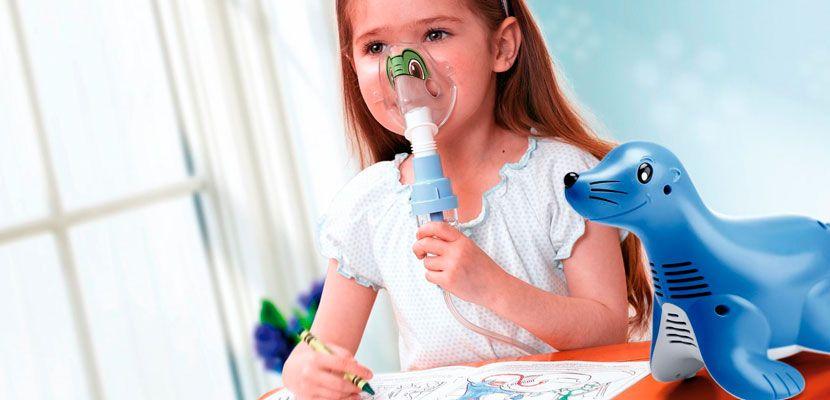 Детское лечение синусита