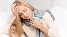 Лечение ангины без температуры